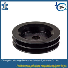 Easy operating V belt pulley factory price roller pulley, cheap iron cable pulley