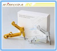 DJI Remote Control Metal Iron CNC Mobile Device Holder for Phantom 3 or Inspire 1 rc drone quadcopter