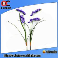 2014 Recém-Mini flor artificial da orquídea Atacado