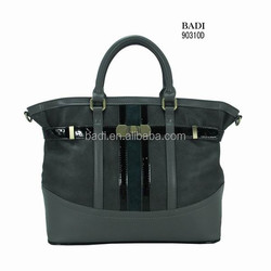 2015 top brand high quality lastest stylish women pu handbags famous tote bags
