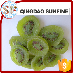Organic dried kiwi fruit frozen dried kiwi