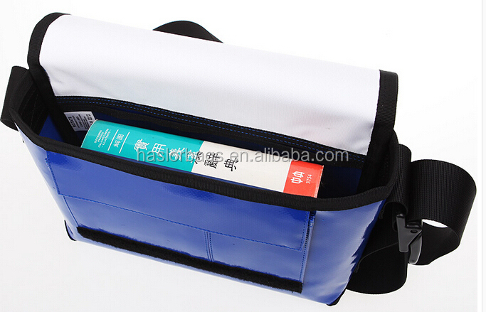 Mode bleu Sport sac à bandoulière pour homme