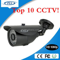 Cheap hd 720p camera waterproof 500meters transmission CMOS bullet ahd cam