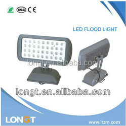 High quality Waterproof 36w outdoor led flood light aluminum lamp housing