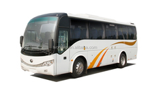LHD YUTONG Brand Used Tourist Bus for sale