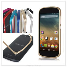 Russia Mobile Phone Ultra Thin Aluminum Metal Bumper Case For Yotaphone 2