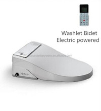 Clean sense automatic toilet warm seat bidet washlet