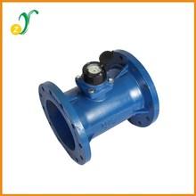 LXLC-250E agriculture flow water meter gauge