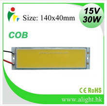 Zhongshan led manufacturer epistar chip 30w COB with 3 years warranty