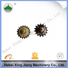 Diese Agriculture Machinery Parts Chain Wheel For Harvester