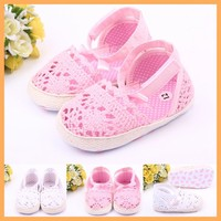 2015 Hot sales!baby girl shoes,crochet baby shoes