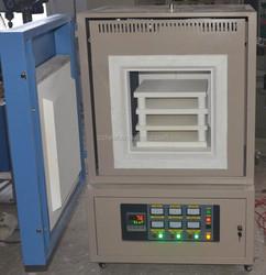 1200 electric sintering lab furnace for ceramic