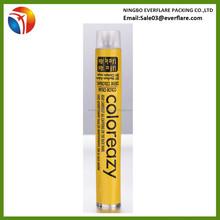 Hand cream aluminum tube