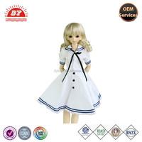 Shenzhen ICTI manufacturer plastic BJD doll with fairy make up