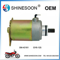 Wholesale motorcycle starter motor,GY6 125 motorcycle kits onsell