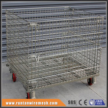 Metal and High Capacity Folding Steel Storage Cage