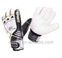 Customzied Latex Foam Professional Soccer Goalkeeper Gloves football gloves