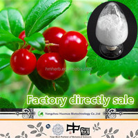 Best selling products free sample natural organic Bearberry Extract Ursolic Acid