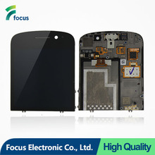 China Wholesale Mobile phone repair parts for blackberry q10 LCD panel