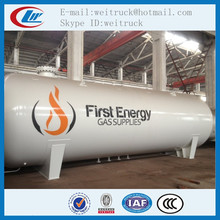 factory selling high performance 50 cbm lpg cylinder, lpg tank, lpg storage tank