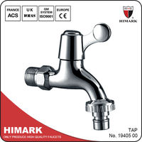 High quality solid brass hose bib