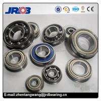 JRDB solidworks model flanged ball bearing