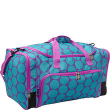 Attractive Appearance Dots Print Travel Bag Unisex 2015