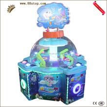 New arrival children 's arcade game machine gift game machine coin-operated game machine