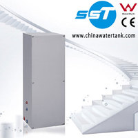 Customer design stainless steel square water tank,Galvanized steel water tank with CE