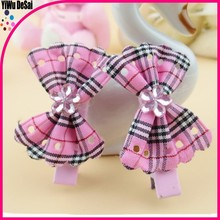Newest various handmade hairpin candy color hairpin for girls children hair accessory