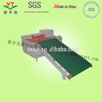 truck tire cutting strips and blocks machine /used tire cutter/tire chips shredder