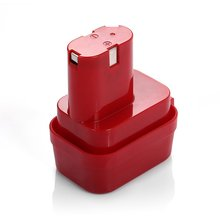 Made in China! Ni-MH 9.6V Battery for MAKITA 192019-4 192534-A 9100 9100A 9101 9101A 9102