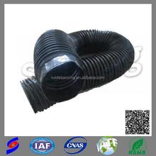 non-toxic aluminum corrugated tube manufacturer