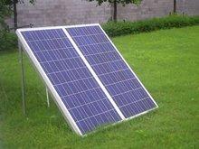 2015 black monocrystalline Silicon made in yangzhou solar panel 120W