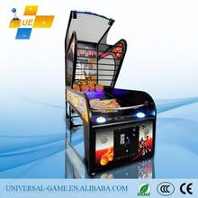 2015 Best Quality Deluxe Basketball Street Basketball Arcade Game Machine, UK Simulator Basketball Game Machine