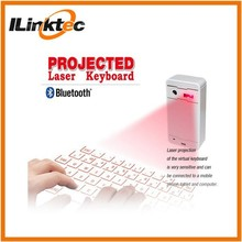 Newest Laser virtual projection keyboard portable bluetooth wireless keyboard for ipad iphone