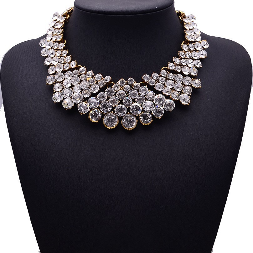 choker wholesale chunky statement necklace in