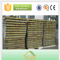 Top Selling Good Quality Rockwool Sandwich Panel for Cottage