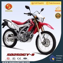2015 Reliable Quality Motorcycle New 250CC Best Seller Dirt Bike CFR250L SD250GY-8