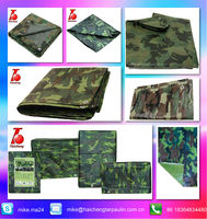60gsm~280gsm Waterproof PE Plastic, Camouflage Tarpaulin Camo Tarps Ground Sheet Cover for camping