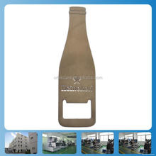 New best sell metal colored bottle opener