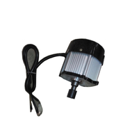Electric tricycle auto rickshaw spare parts: motor