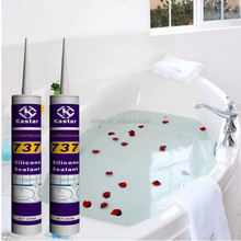 Bathroom neutral good quality cheap price silicone sealant