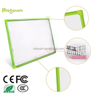 "Riotouch 2015 hot sale 82""/88"" cheap infrared interactive whiteboard manufacturers from china"