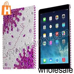 Germ Style Diamond Studded Crystal Case For iPad Air