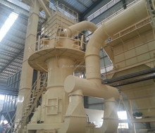 Gypsum powder grinding machine gypsum powder production line