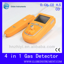 PGAS-41 Portable Multi Gas Detector (CO/H2S/O2/CH4)