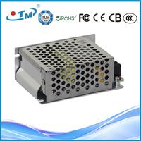 constant voltage led drivers 1500ma 12 volt 24 watt with CE,FCC