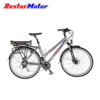 Passed SGS latest florid electric assist bicycle