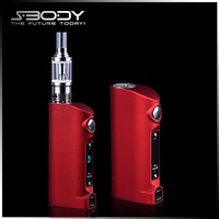 Powerful 15C LC 2500mAh sbody mini torch 40w e-cig box mod 18650 battery
